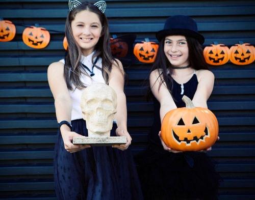 Celebrating Halloween with Teens and Tweens