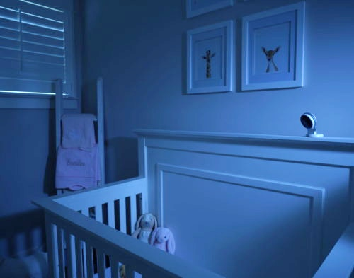 Can You Monitor Your Baby With a Home Security Camera?