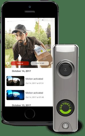 hd doorbell camera