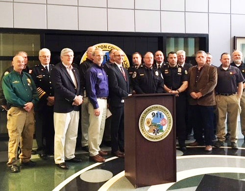 ADS Security Partners with Hamilton County 911 to Improve Emergency Response