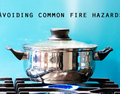 Fire Prevention Week: Avoiding Common Fire Hazards