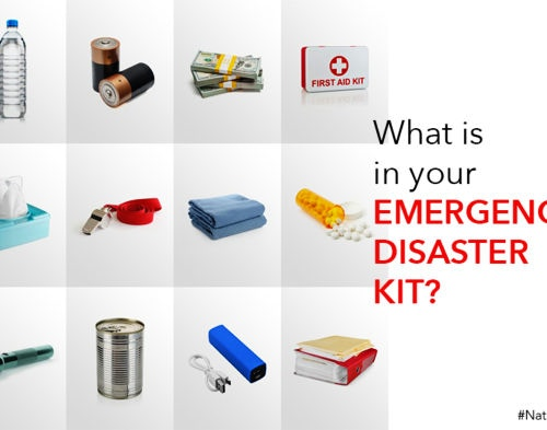 Prepping Your Emergency Disaster Kit
