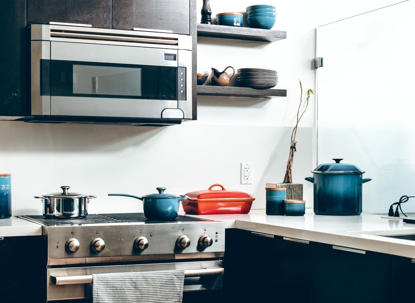 Fire Safety In The Kitchen Ads Security