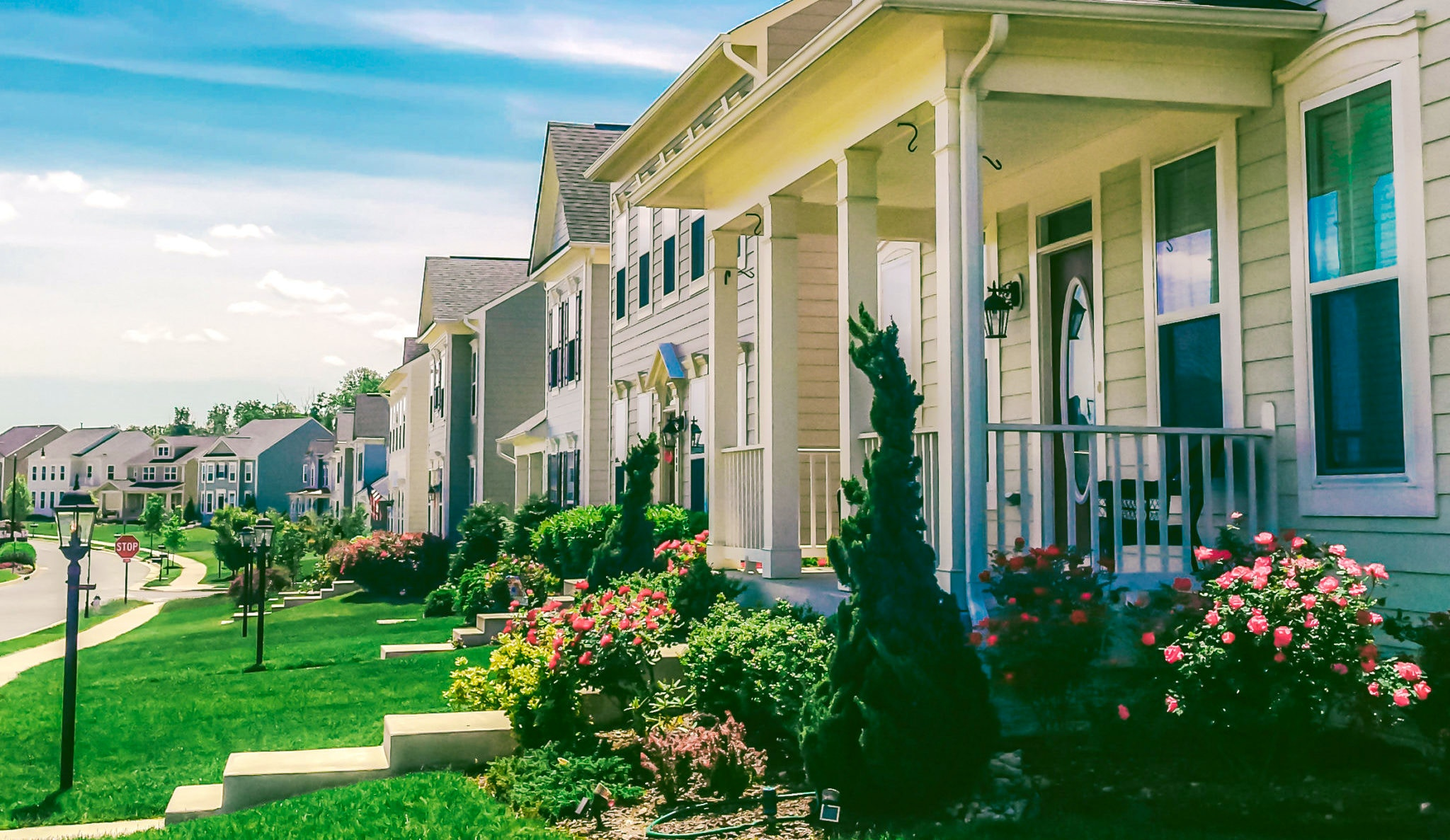 How a security system can benefit the neighborhood