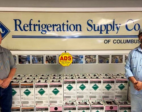 Why a Refrigeration Supplier in MS Trusts ADS Security