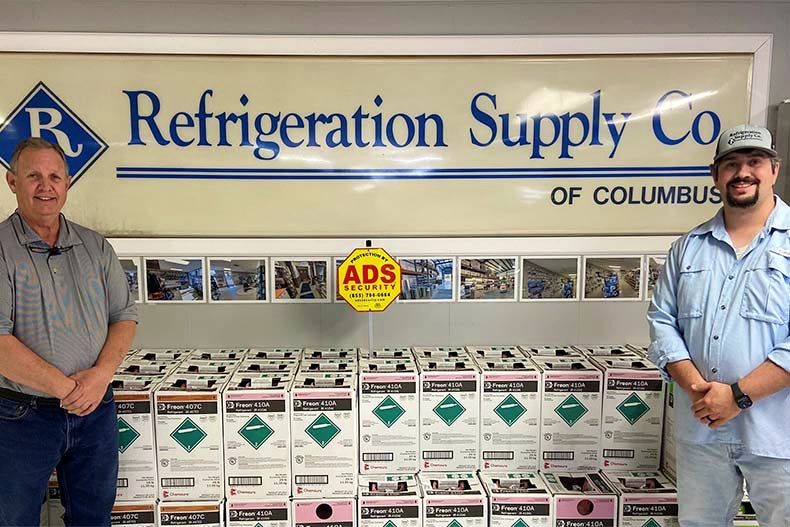 Refrigeration Supply Co